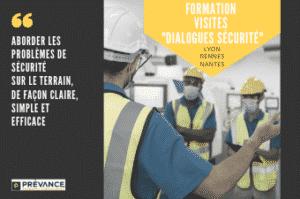 Formation dialogues sécurité