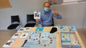 Mise en oeuvre des outils VIGILANCE Attitude lors de la semaine internationale de la santé et sécurité Veolia